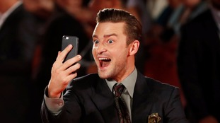 Justin Timberlake in hot water over US election vote selfie