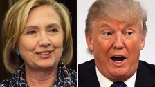 Trump: Clinton will start World War Three