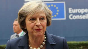 May is said to have raised concerns about Brexit a month before the referendum.