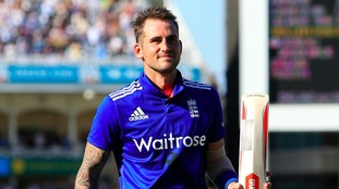Nottinghamshire cricketer Alex Hales left out of Test squad for India