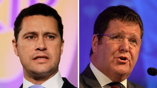Steven Woolfe and Mike Hookem reported to French police over altercation in European Parliament