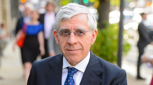 Jack Straw rejects claims labour government 'swept aside' calls for IRA victim compensation