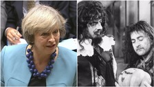 Corbyn blasts May's 'Baldrick-style' Brexit plan