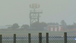 There have been some foggy conditions at Jersey Airport this morning