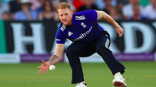 'Thump on the head': Bayliss jokes about dropping Stokes