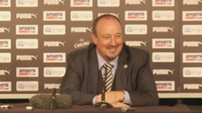 Benitez on League Cup chances: 'Never say Never'