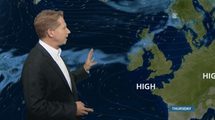 Wales weather: Cloud to clear for bright and dry day tomorrow