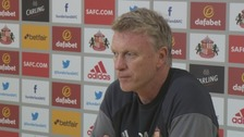 Moyes 'impressed' by Southampton ahead of league cup tie