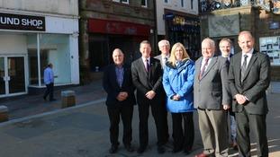 Lorraine Wilson is the new Town Ambassador.