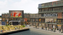 Plans for 'shipping container' complex in Cardiff Bay