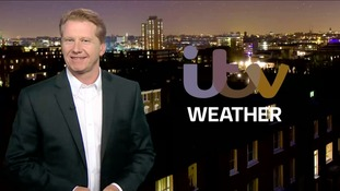Wednesday night's weather for the west of the region