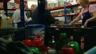 foodbanks'