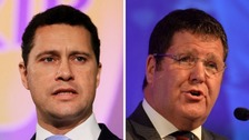 Mike Hookem 'reprimanded' over Steven Woolfe altercation