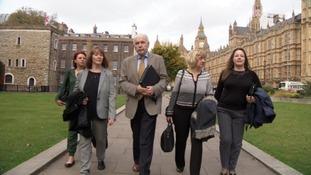 Birmingham nursery leaders protest over funding cuts