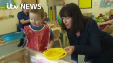 Hundreds of families not claiming free childcare