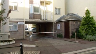 Vauxhall Street where a 73-year-old was stabbed