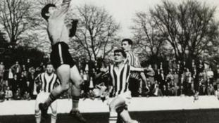Retired footballer Bobby Hunt opens up about Alzheimer's battle