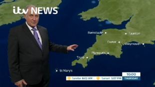 Thursday's weather: poor visibility at first