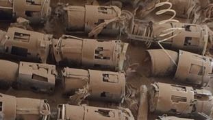 British and US weapons among those used in Yemen