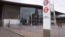 Man on explosives charge after suspect package found on Tube