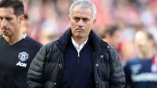 Man United boss charged over referee comments