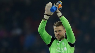 Liverpool goalkeeper Simon Mignolet vows to fight for his place