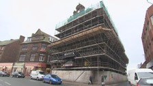 Derelict Carlisle hotel in line for restoration