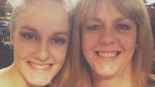 Charlotte and Claire Hart were killed in July.