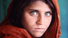 National Geographic 'Afghan girl' arrested over 'forged ID'