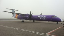 Fog causes delays and cancellations at Southampton Airport