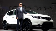 Two new Nissan models to be built in Sunderland