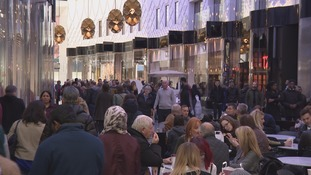 Victoria Gate attracted more than half a million visitors across its first full week