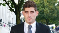 Exonerated footballer Ched Evans has defended the decision to allow details of the complainant's sex life to feature in his retrial