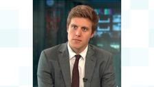 ITV's Westminster Correspodent Dan Hewitt