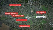Two arrested following Newcastle burglaries