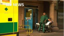 Bed-blocking crisis cripple North West hospitals