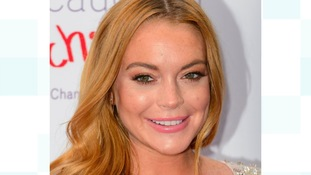 Lindsay Lohan suggested to her 9 million viewers on Twitter that she had no idea where Kettering was.