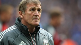 Four members of a crime gang who left a grenade on a wall at Kenny Dalglish's home lose appeals.