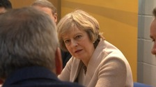 Prime Minister tackles transport issues in Cornwall