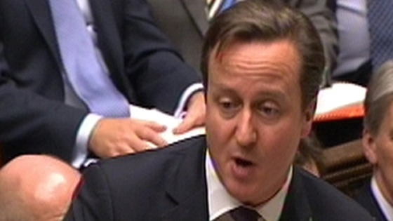 David Cameron to visit Bedfordshire