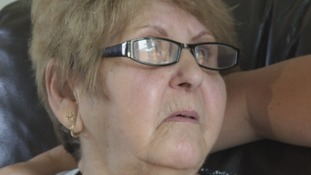 Family of terminally ill grandmother take to Downing Street to campaign against her deportation