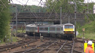 Rail Minister Paul Maynard admitted passenger numbers had outpaced investment.