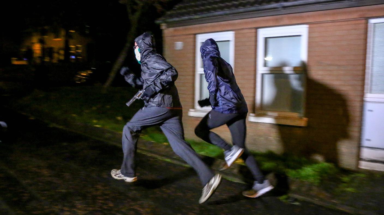 Police Retrace Killers Route In Poleglass Murder Probe