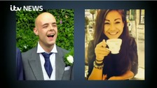 Tom Jackson and Mia Ayliffe-Chung were attacked at the hostel they were staying at in August.