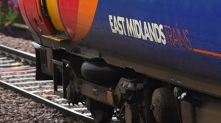 TRAINS: DELAYS BETWEEN KETTERING AND LEICESTER