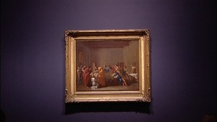 Nicolas Poussin's 'Extreme Unction'