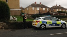 Fatal shed fire in Doncaster