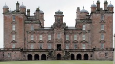 Outlander filming location map revealed