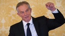 Tony Blair urges Remain voters to mobilise against Brexit