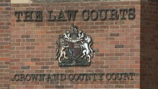 Jamie Palmer was sentenced at Norwich Crown Court.